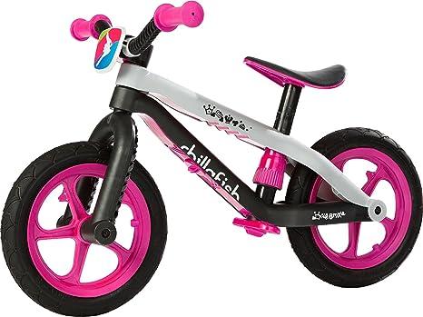 Chillafish BMXie-RS Bicicleta de Aprendizaje, Unisex niños, Rosa, Talla Única: Amazon.es: Juguetes y juegos