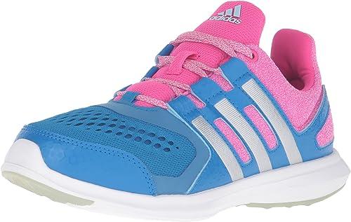 Adidas Hyperfast 2.0 (Wide) Kids Running Shoe 6 Shock Blue-Matte ...