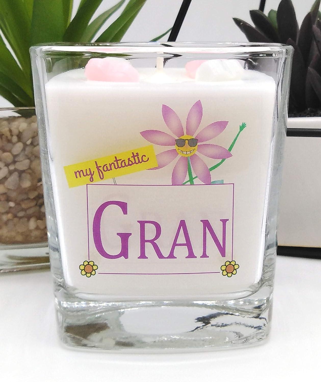 Fantastic Gran Candle Jar