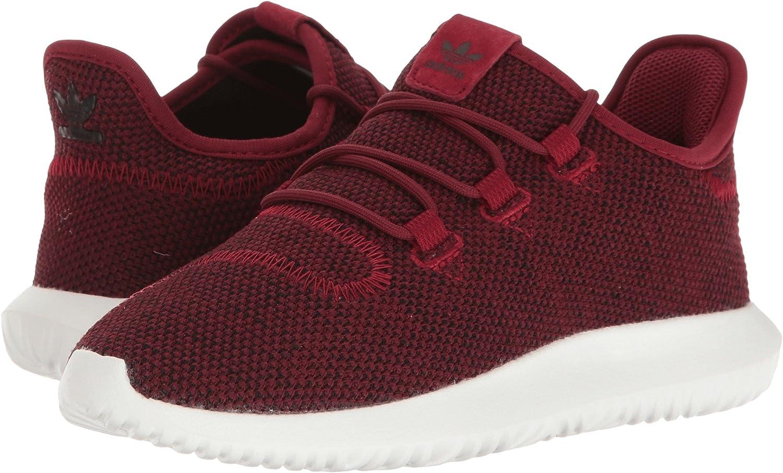 finest selection 40ad1 3172c adidas Originals Kids Unisex Tubular Shadow (Little Kid) Red ...