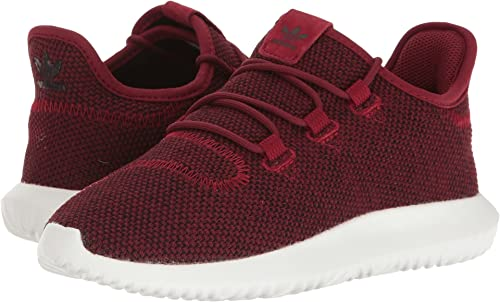 finest selection 53351 80aba adidas Originals Kids Unisex Tubular Shadow (Little Kid) Red ...