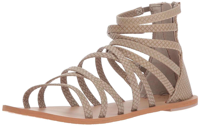d3cb9a55bda1 Roxy womens brett strappy gladiator sandals jpg 1500x948 Taupe strappy  gladiator sandal