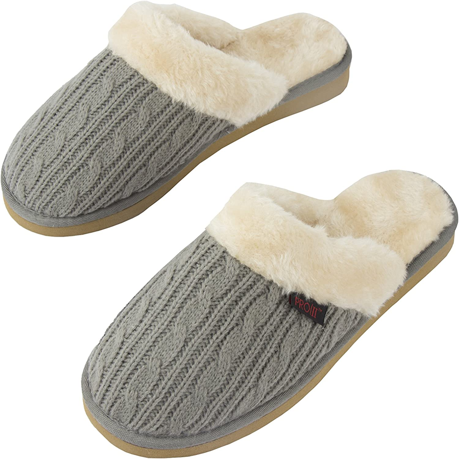 Bodytec Wellbeing Women's Slippers with Added Support and Comfort:  Amazon.co.uk: Shoes & Bags