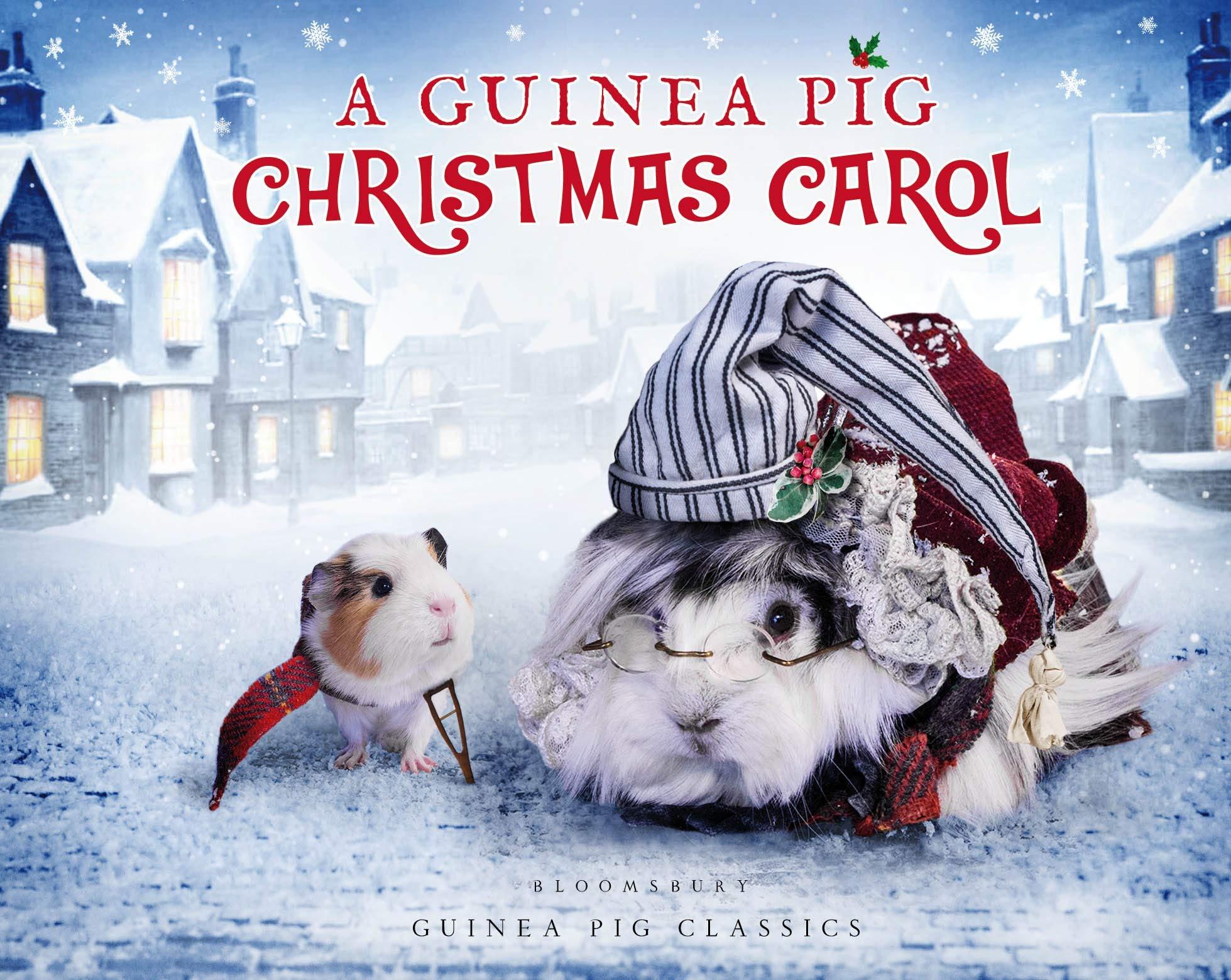 Christmas Carrol.A Guinea Pig Christmas Carol Guinea Pig Classics Amazon
