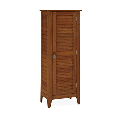 Home Styles Montego Bay Outdoor Multi-Purpose Storage Cabinet One Door  sc 1 st  Amazon.com & Amazon.com: Home Styles Montego Bay Outdoor Multi-Purpose Storage ...