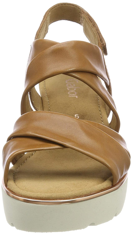 Gabor Gabor Gabor Basic, Sandali con Cinturino alla Caviglia Donna | The Queen Of Quality  b6156b