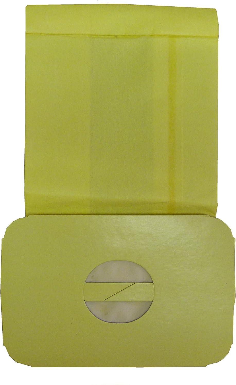 Mister Vac A260 Z 710 Z 711 Z 317 Bolsas para aspiradoras Electrolux modelos Lux Z 320 Z 325 10 unidades Z345
