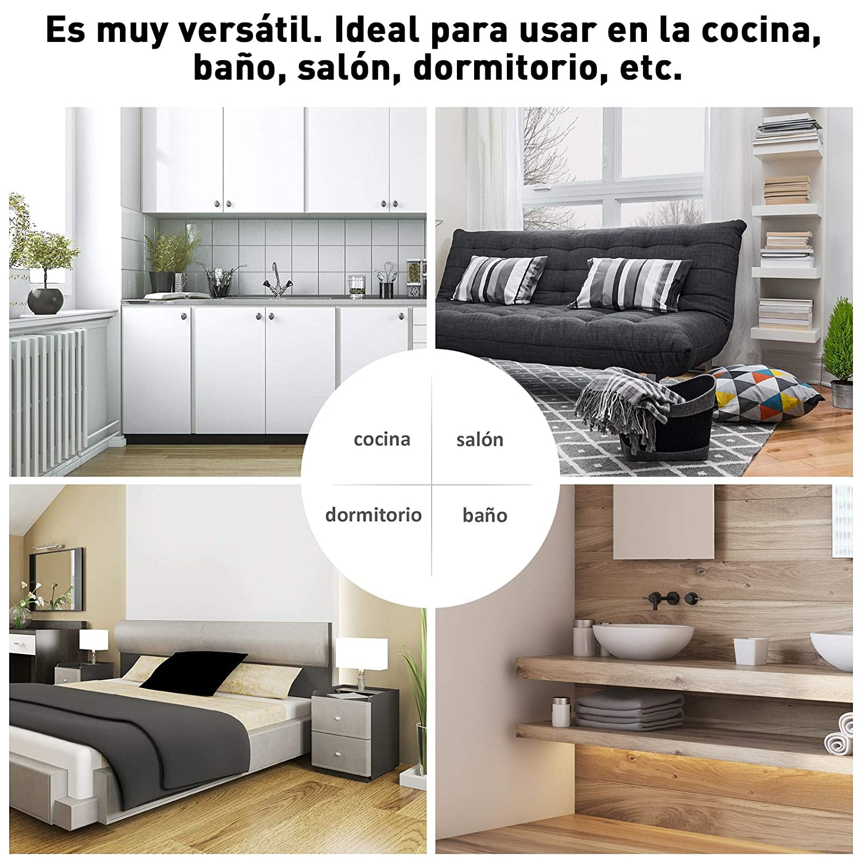 HOMCOM Carro de Cocina Carrito de Servir Multiusos Estantería Carrito Auxiliar con Ruedas para Baño Dormitorio con Estante Cajón Armario 74x37x76cm: ...