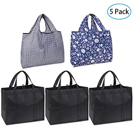 e9d1971db1bd Lunch Bags for Women Insulated Cooler - Lunch Bag Tote Bag Lunch Box with  Large Capacity by RONAVO