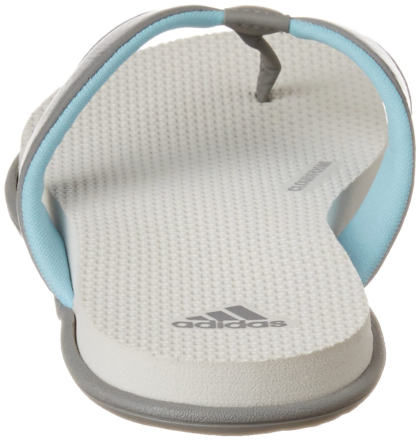 8098dda9ace0 Adidas Women s Cloudfoam One Y W Grethr Msilve Greone House Slippers - 5  UK India (38 EU) (S80970)  Buy Online at Low Prices in India - Amazon.in