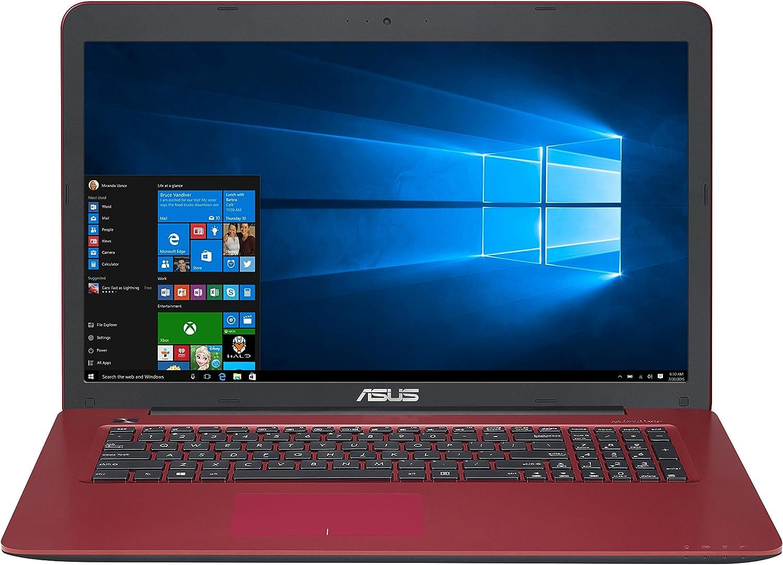 Amazon Ca Laptops Asus R753 X756ua Bb31 Rd 17 3 Lcd Notebook Intel Core I3 6th Gen I3 6100u Dual Core 2 Core 2 30 Ghz 12 Gb Ddr4 Sdram 1