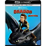 How to Train Your Dragon [4K Ultra HD + Blu-ray] (Sous-titres français)