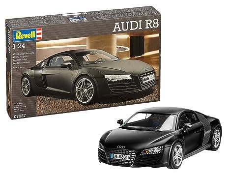 Revell Maqueta Audi R8, Kit Modelo 07057