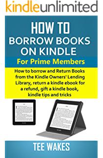 How Do I Return A Kindle Book To The Lending Library Sharedoc
