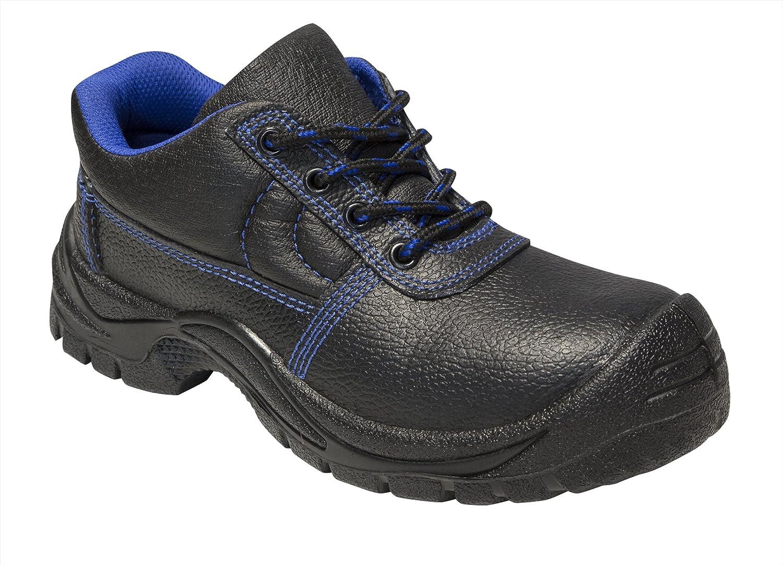 KERMEN - Bottes de sécurité S3 SRC Hautes Semelle anti-dérapante Chaussures de sécurité