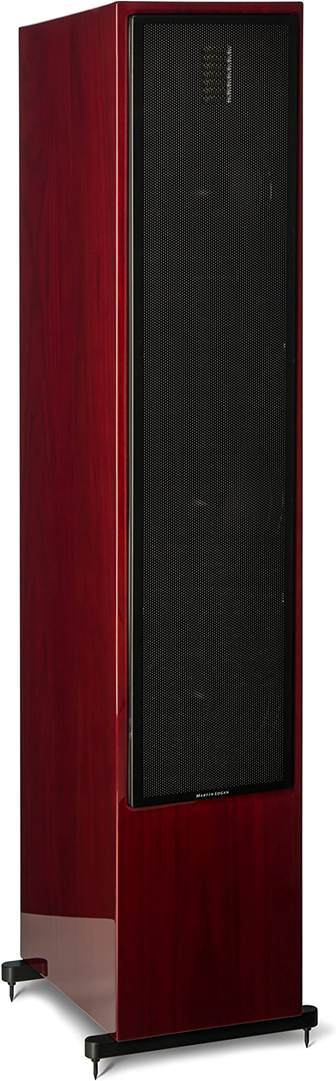 MartinLogan Motion 60XT Floor Standing Speaker - Gloss Black Cherrywood - Each