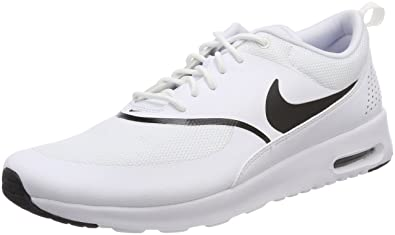 san francisco 3a440 a38e0 Nike Womens WMNS Air Max Thea Low-Top Sneakers, (WhiteBlack 108