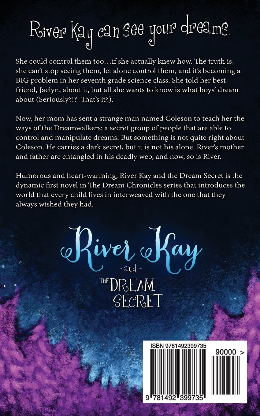 Amazoncom River Kay And The Dream Secret The Dream Chronicles