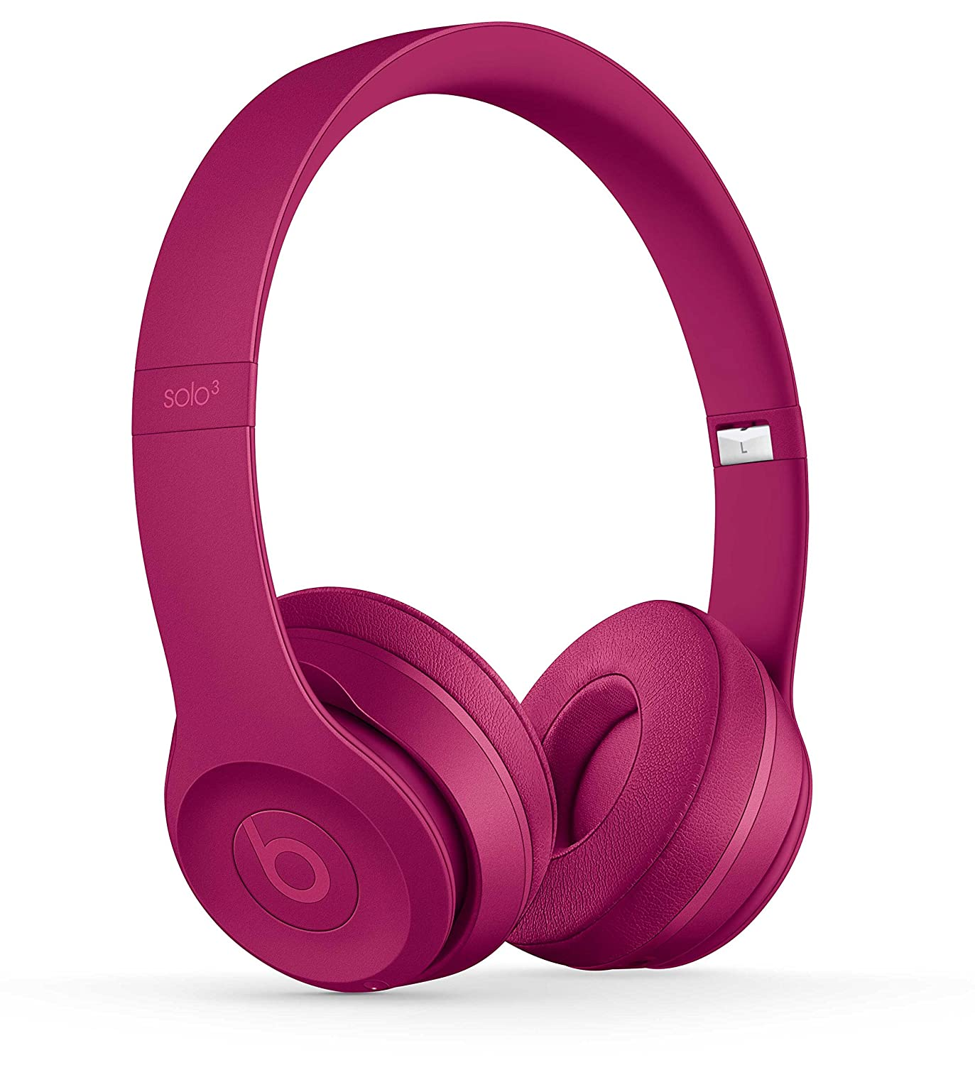 Beats Solo3 Wireless On-Ear Headphones - Neighborhood Collection - Brick Red