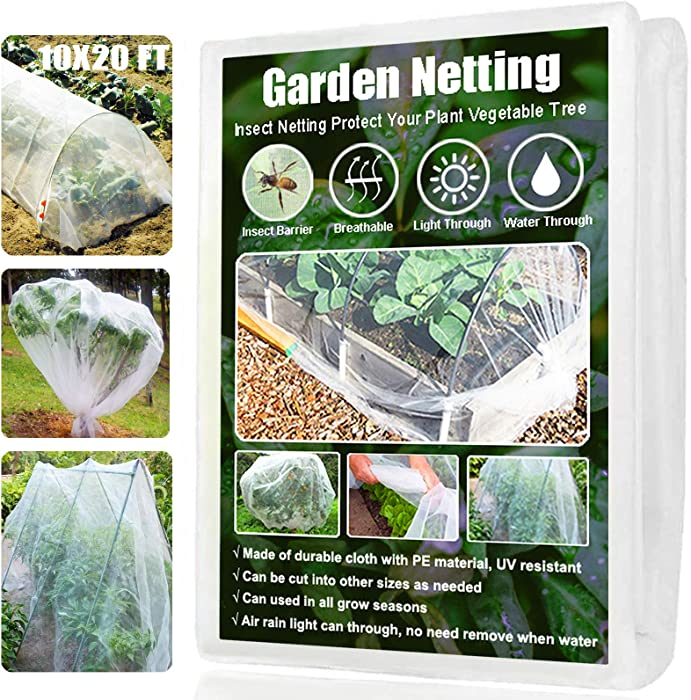 The Best Garden Netting 20 X 20