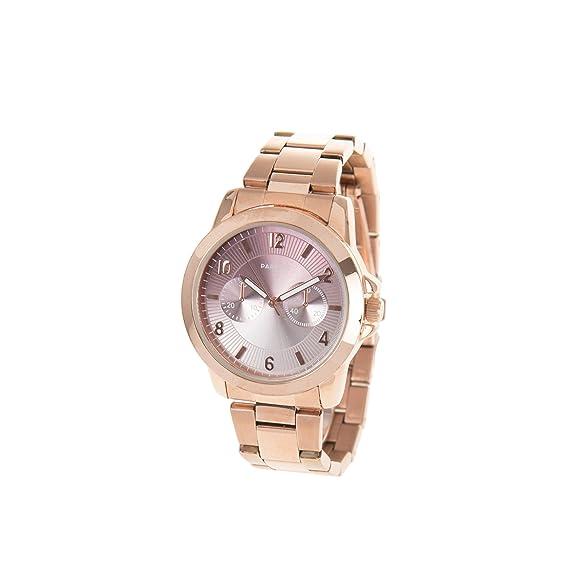 Parfois - Reloj Rose - Mujeres - Tallas M - Dorado 2