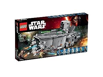Lego  First Transporter Construction dp BSDTTIQC