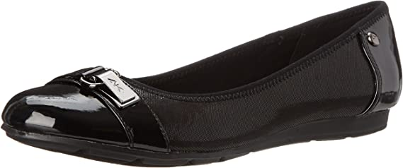 Anne Klein Sport Women's Able Fabric Ballet Flat