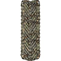 KLYMIT Insulated Static V Sleeping Pad, Lightweight, Outdoor Sleep Comfort for Backpacking, Cold Weather Camping, and…