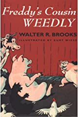 Freddy's Cousin Weedly (Freddy the Pig Book 7) Kindle Edition