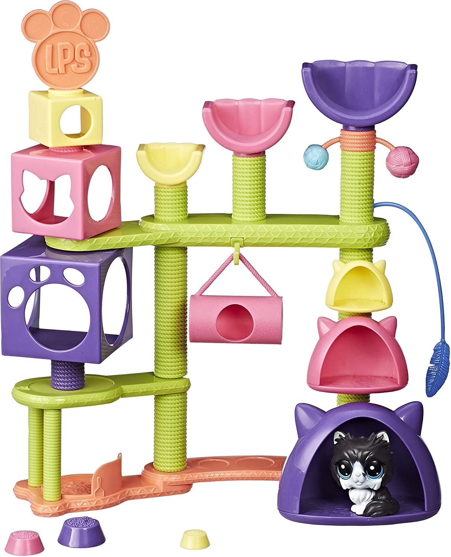 Amazon.com: Littlest Pet Shop gato Hideaway: Toys & Games