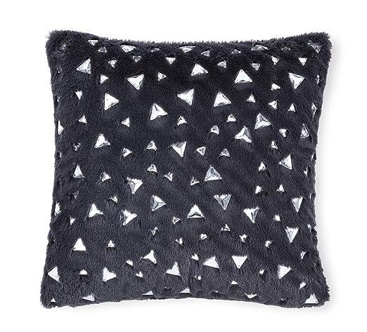 Textilhome - Funda de Cojín Luxury 05 - Medida 45x45 cm ...