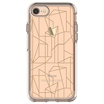 a7f3cfa4d9 OtterBox iPhone 8/ iPhone 7ケース Symmetry Clear シリーズ 耐衝撃 Drop Me A Line