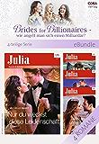 Brides for Billionaires - wie angelt man sich einen Milliardär? - 4-teilige Serie (eBundles)