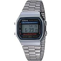 Casio Colección Reloj Unisex Adultos A168WA