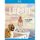 Life Of Pi (Bilingual) [Blu-ray + Digital Copy]