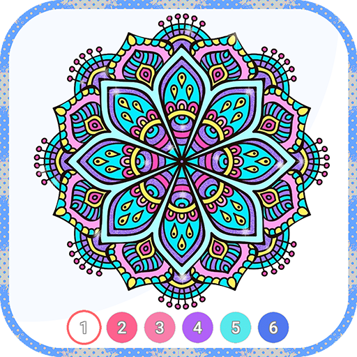 Amazon.com: Mandala Color By Number - Mandala Coloring Book: Appstore For  Android