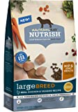 Rachael Ray Nutrish Large Breed Chicken & Veggies Dry Dog Food
