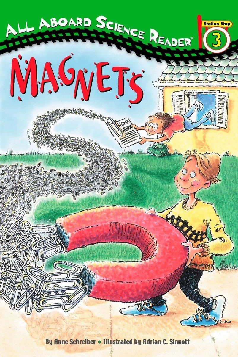 Magnets (All Aboard Science Reader) pdf epub