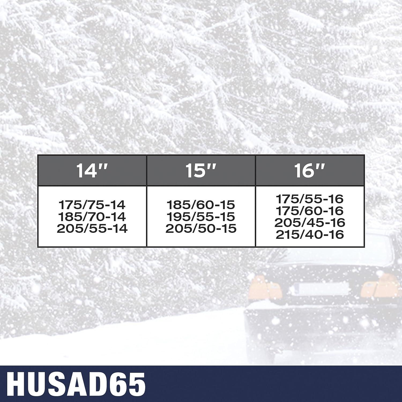 SUMEX Husad30 Cadenas De Nieve Husky Advance 9 mm Kn30 O Normal