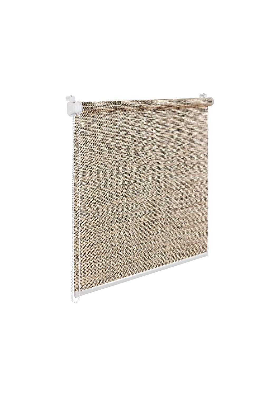 Store enrouleur tamisant effet bambou couvre-couches 80x 200cm Pare-vue Store enrouleur serrage sans perçage. toutes les dimensions dans notre boutique. 2017