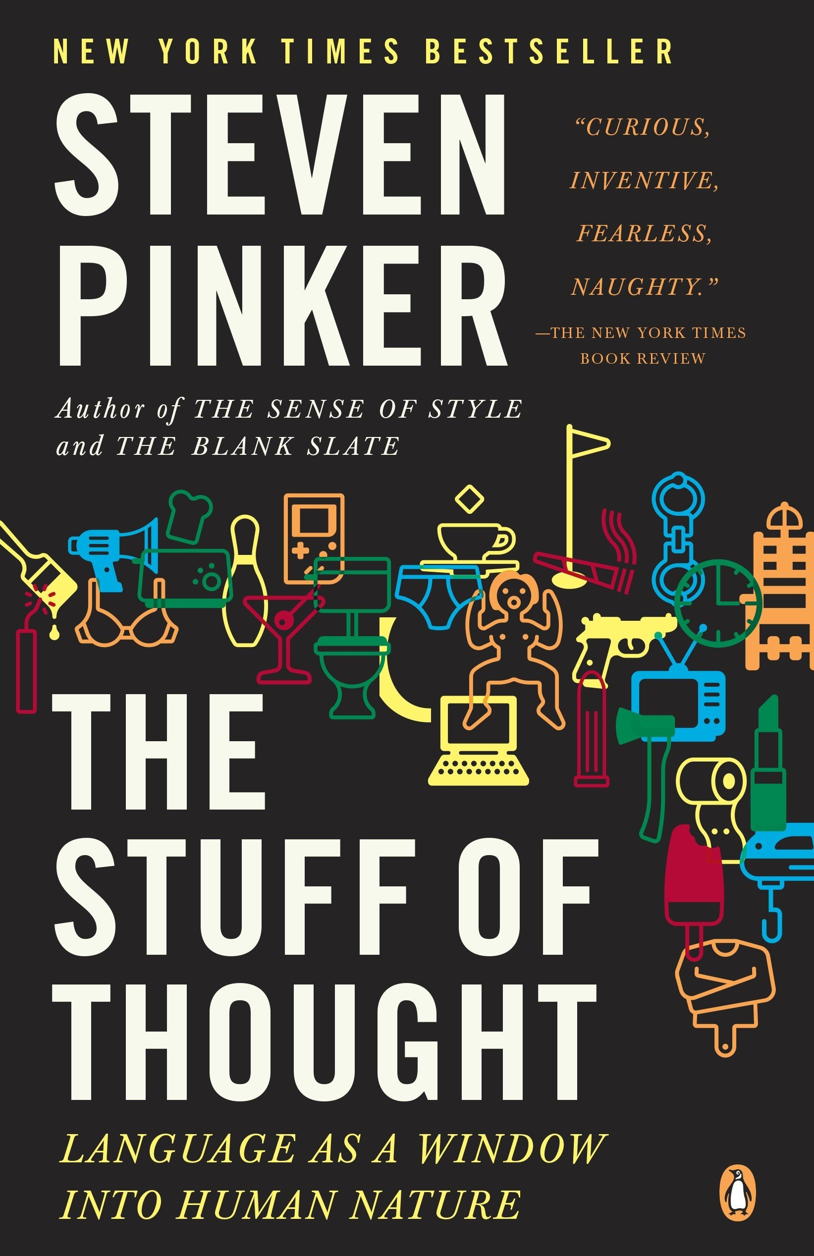 The Stuff of Thought: Language as a Window into Human Nature by Brand: Penguin Books