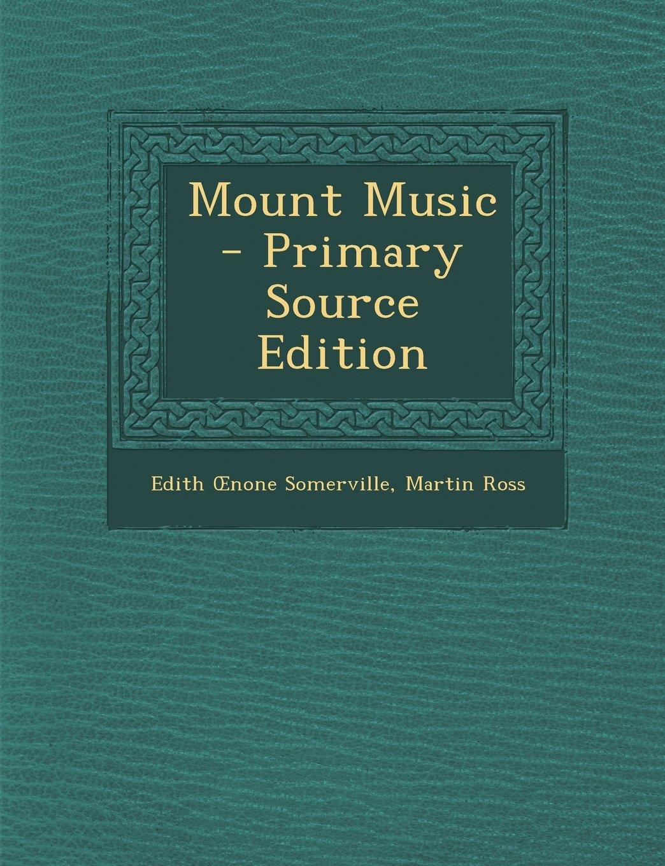 Download Mount Music PDF