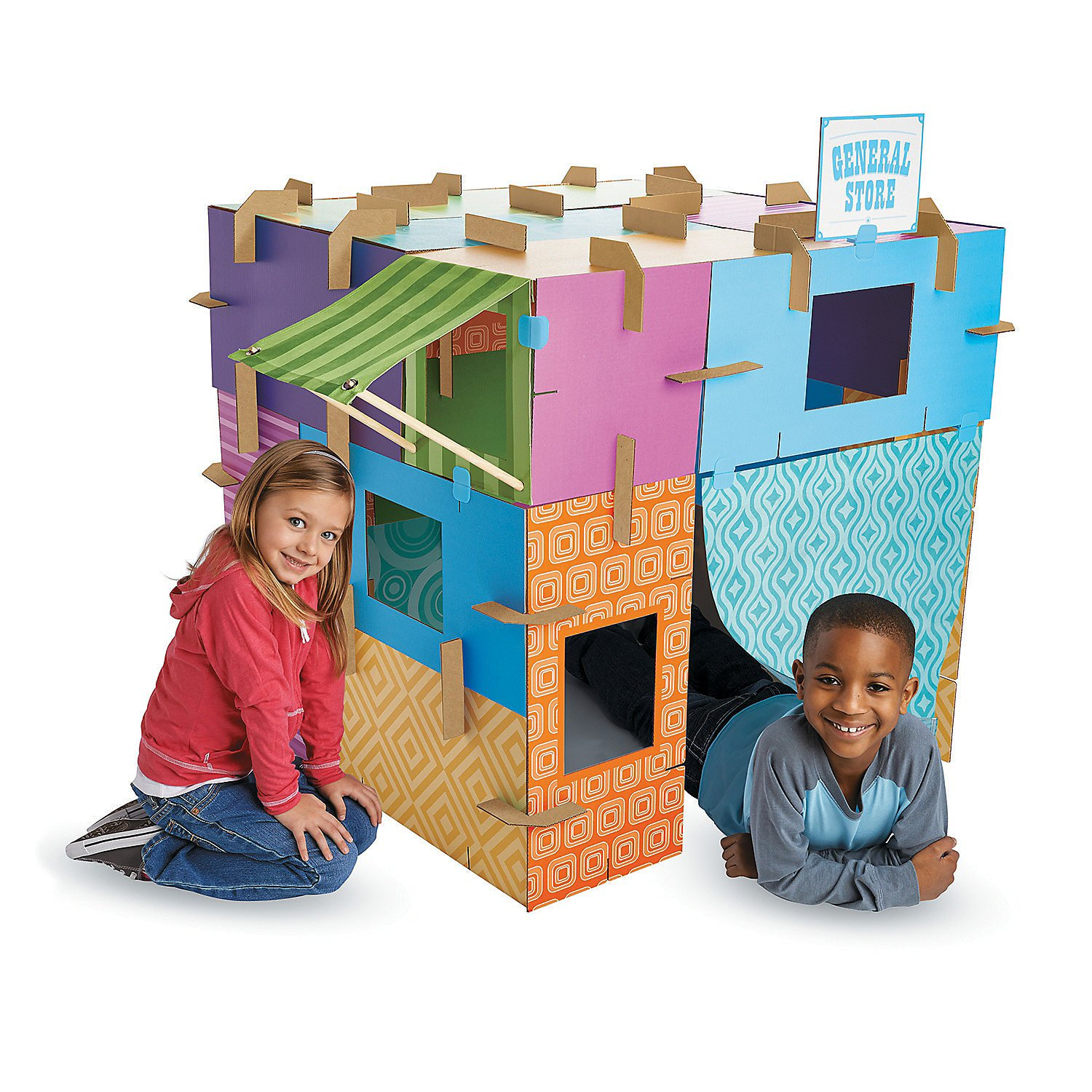 Build-Abouts Modular Fort Kit