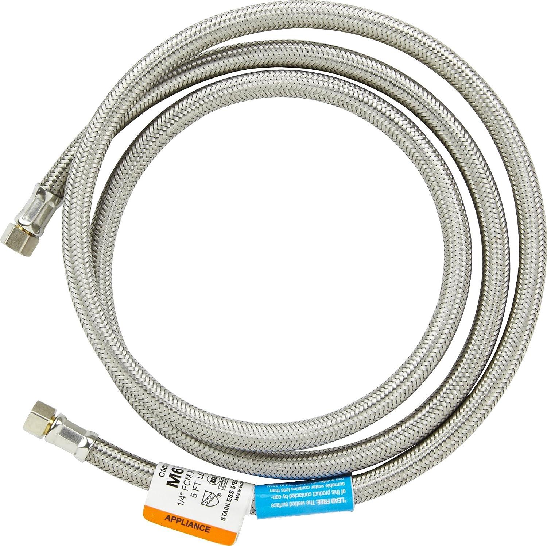 LDR Industries 516 D7810 Discharge Hose 7//8 Black