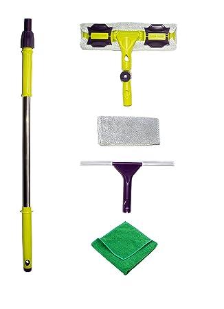 Amazon.com: Kit de limpiaparabrisas Premium con barra de ...