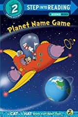Planet Name Game (Dr. Seuss/Cat in the Hat) (Step into Reading) Paperback