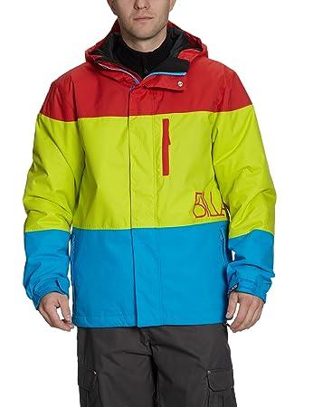 hot sales e6d74 5dfe3 Billabong Herren Snowboardjacke RUSHMORE