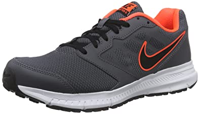 Nike Mens Downshifter 6 BlackWhiteDark Magnet Grey 6 DM