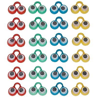 24 Oobi Eye Finger Puppets (Receive 24 per Order): Toys & Games