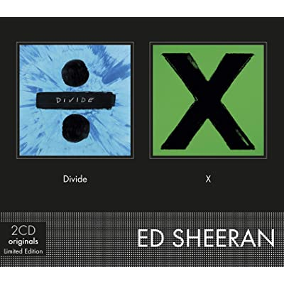 Ed Sheeran - Divide (Limited Edition) &  X (Coffrets) (2 CD)